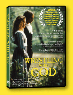 The award-winning drama, WRESTLING WITH GOD is now available on DVD!!